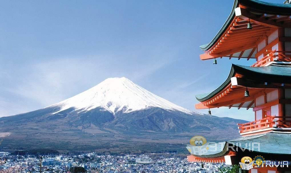 Mount Fuji, which is a landmark of Japan, is actually rented by the Japanese government. It does not belong to state-owned land. Therefore, the Japanese government needs to pay high rents to the owner of the Mount Fuji, Asaku Shrine, every year.