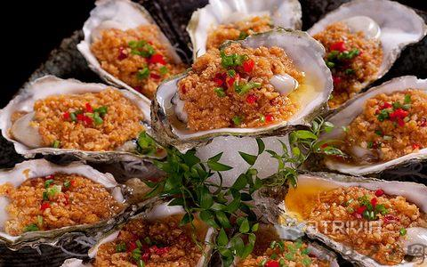 There are many flavors of oysters