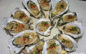Oysters have been eaten for thousands of years