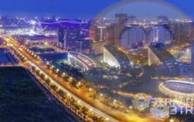 Tianfu Avenue is the longest central axis in the world