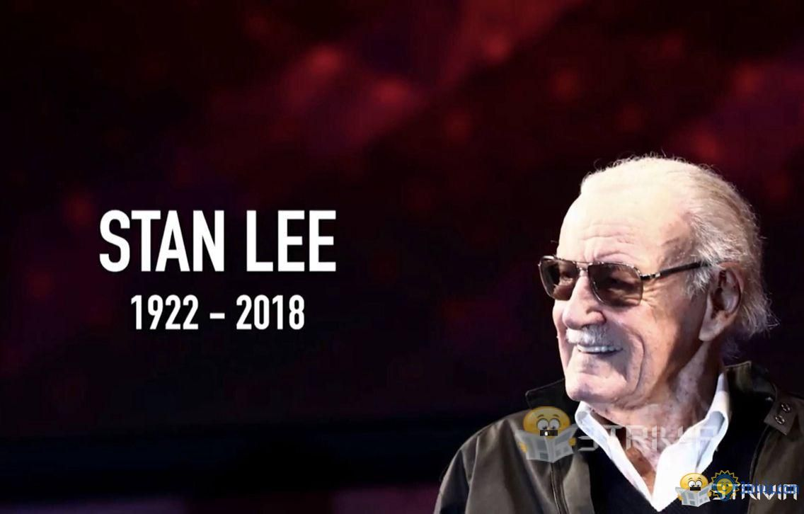 """Stanley Martin Libo"" is the real name of Stan Lee.""Stanley Martin Libo"" is the real name of Stan Lee."