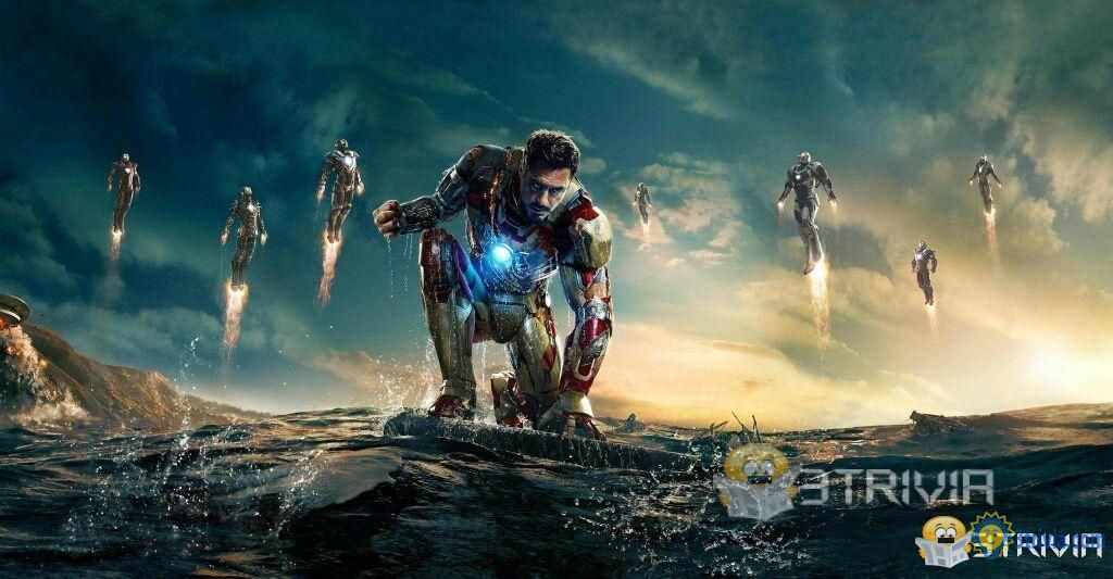 Area 51 in the United States is actually the assets of Iron Man.