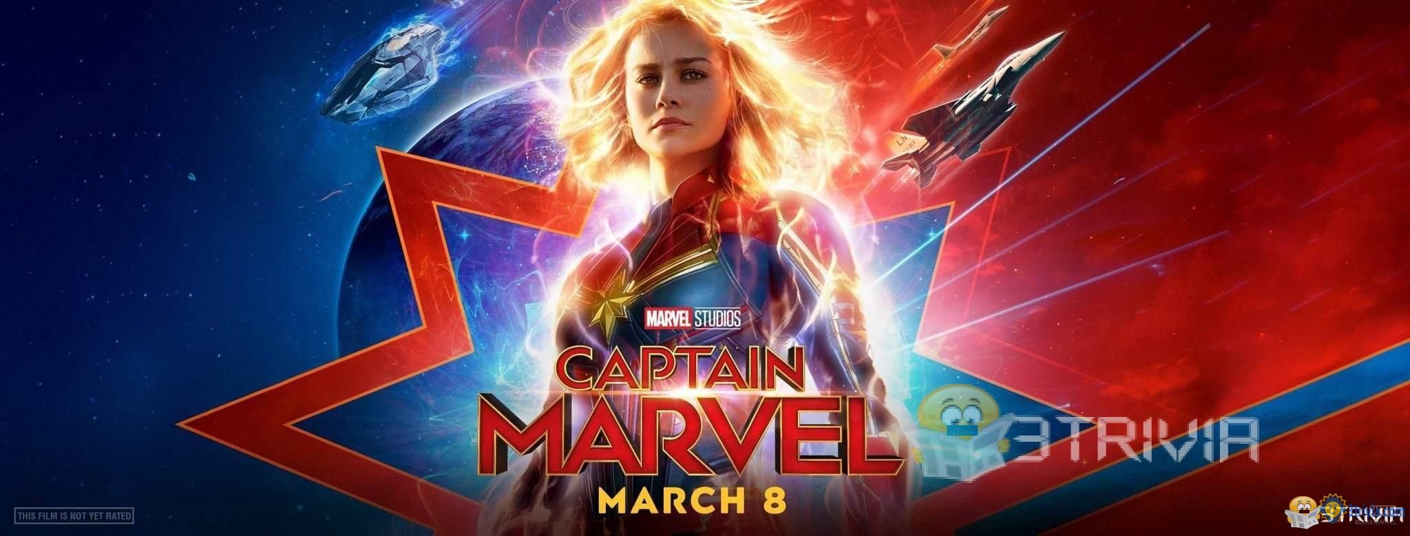 Captain Marvel gave birth to her husband