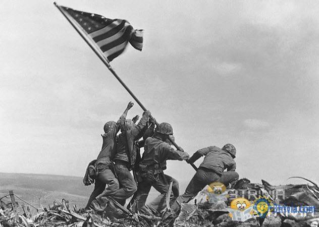 Trivia about the Pulitzer Prize:Raising The Flag On Iwo Jima 1945-3trivia