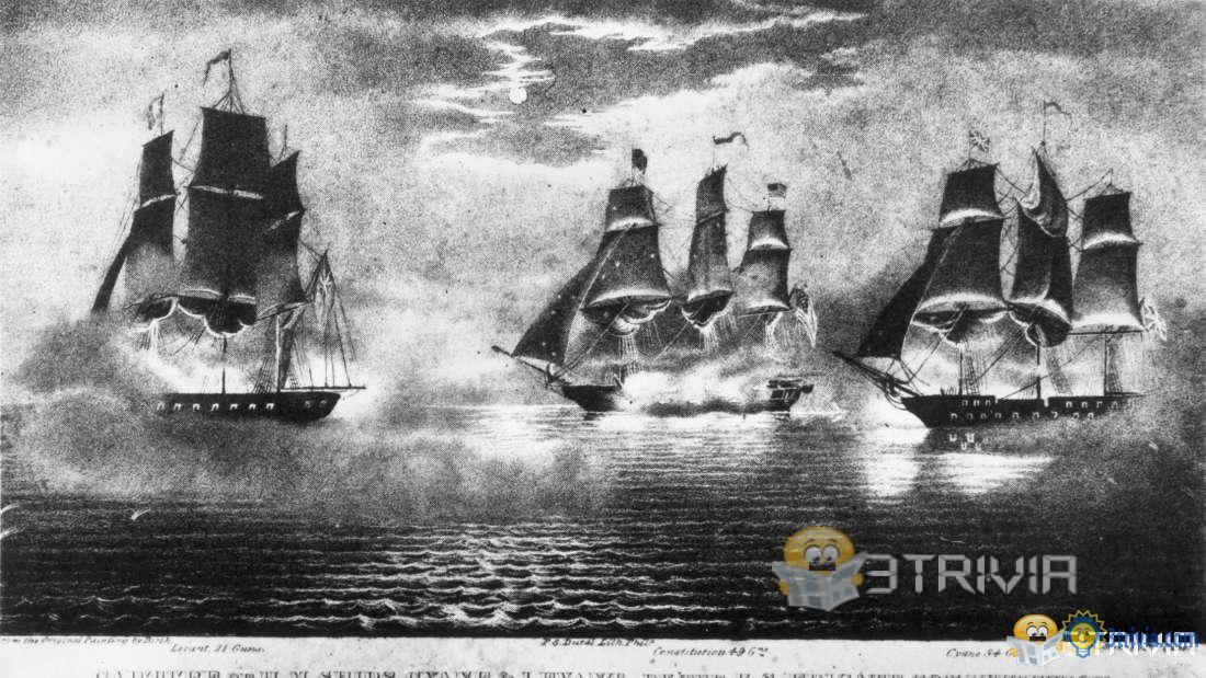 THE WAR OF 1812 WAS CAUSED BY REPEATED VIOLATIONS OF U.S. NAVAL RIGHTS.
