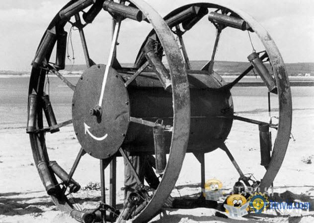 Bizarre Military Inventions That Almost Saw Deployment of Great Panjandrum