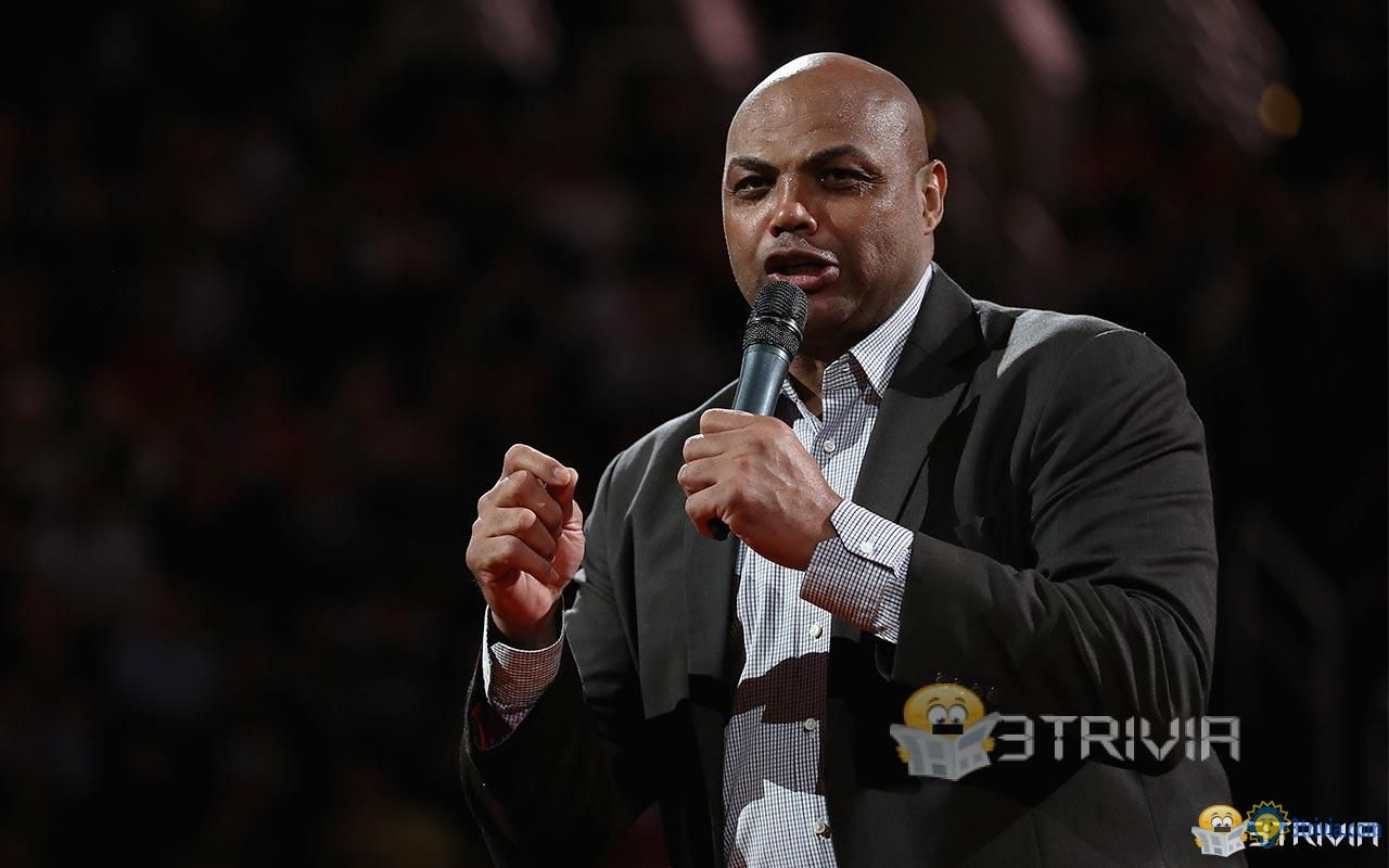 Charles Barkley Calls New Endorsement A Scam