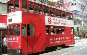 Trivia Hong Kong:Double-decker bus is not made in China