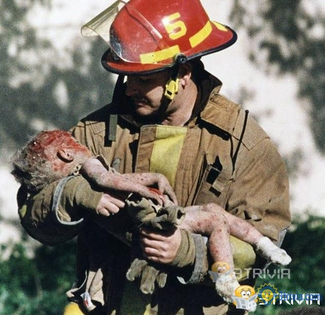 Trivia about the Pulitzer Prize:Victim Of The Oklahoma City Bombing 1996