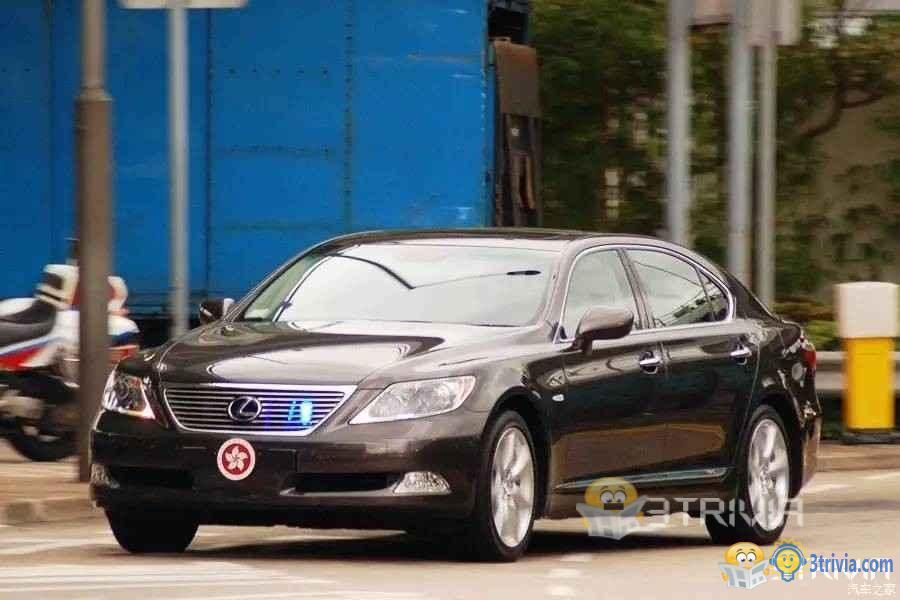 Trivia Hong Kong:Why does the Hong Kong Chief Executive's car not carry a number plate?