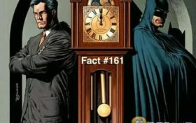 DC Trivia:Why did Batman spend time 10:47?