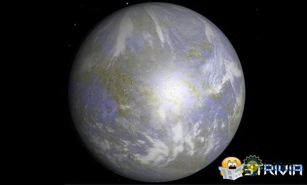 Star Trivia:Hypothetical Planets That Could Exist In Our Solar System Phaeton