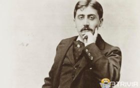 Regal Trivia:Weird invisible rich Marcel Proust