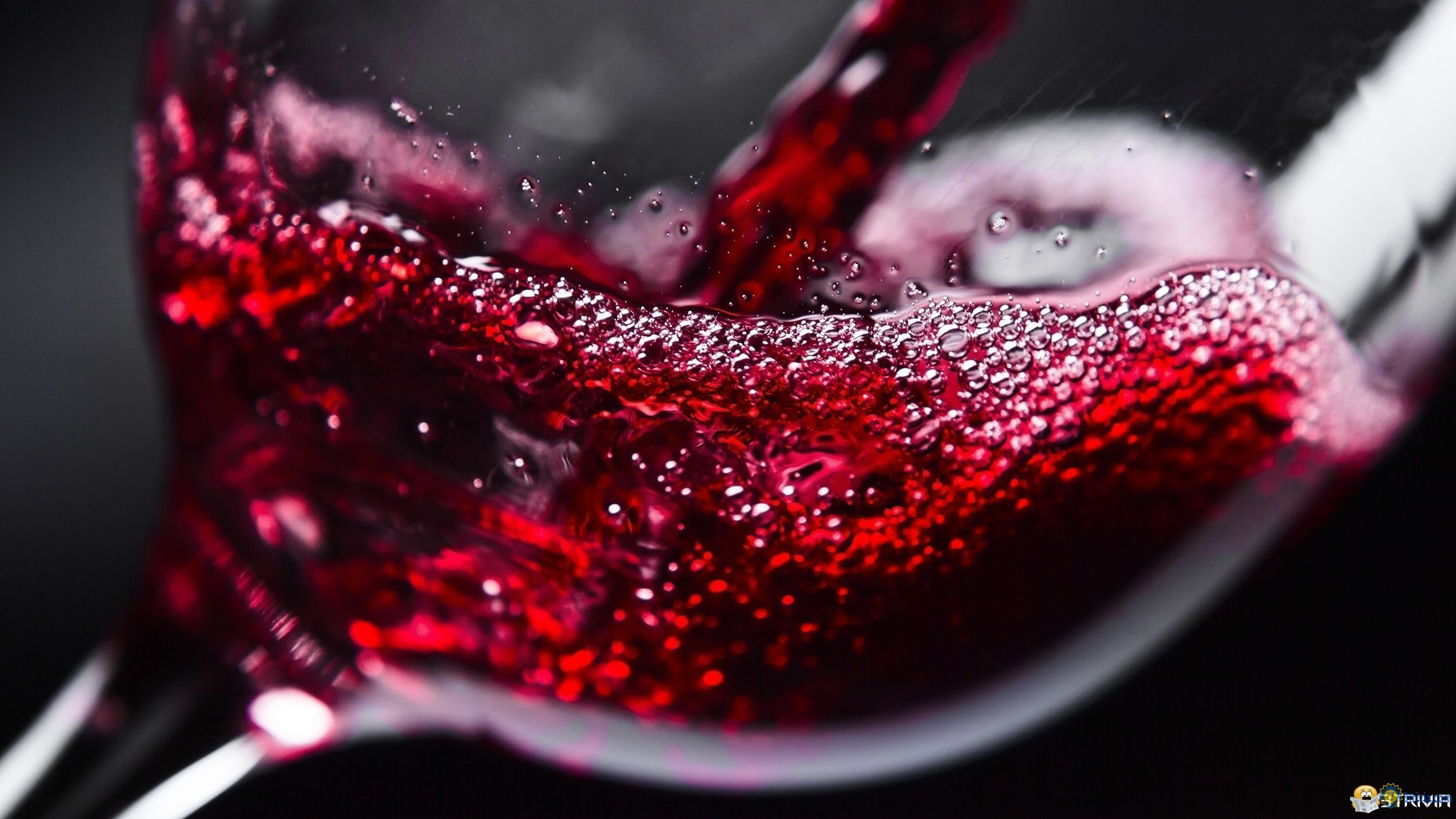Red wine Trivia:Drinking red wine can't lose weight