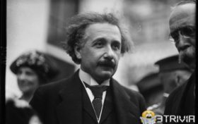 Einstein Trivia:almost called Israel's second president