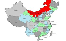 land Trivia:China's Hulun Buir City has a land area comparable to that of the UK