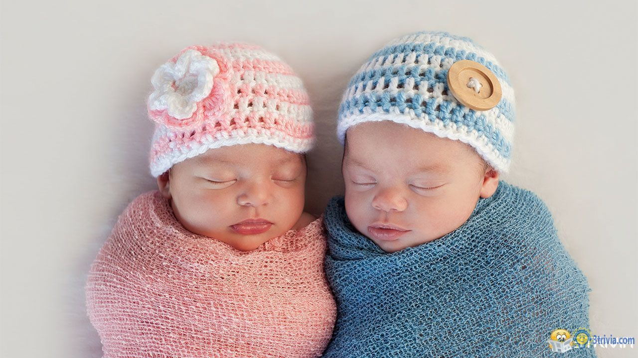 Twin Trivia:Born to be social