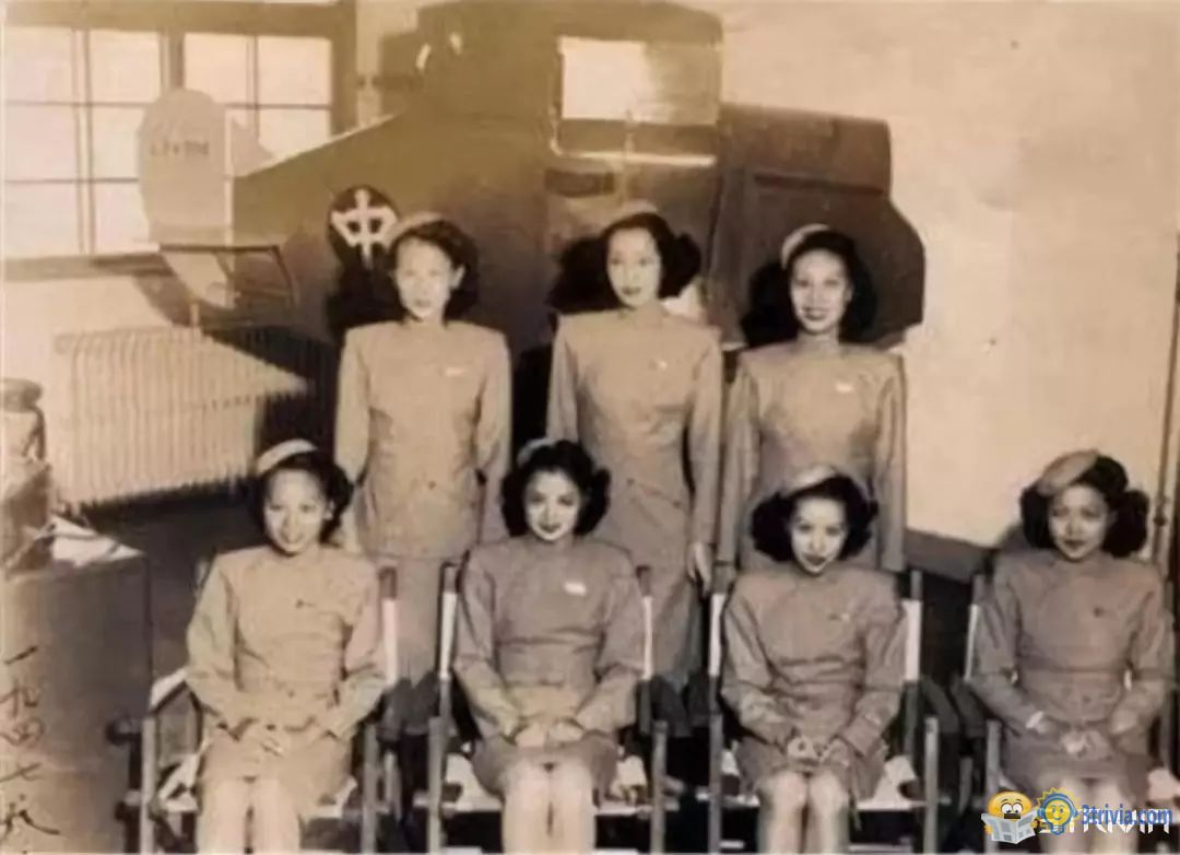 Flight attendant Trivia:China's first flight attendant recruitment time