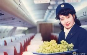 Flight attendant Trivia:Chinese former flight attendants wear trousers without skirts