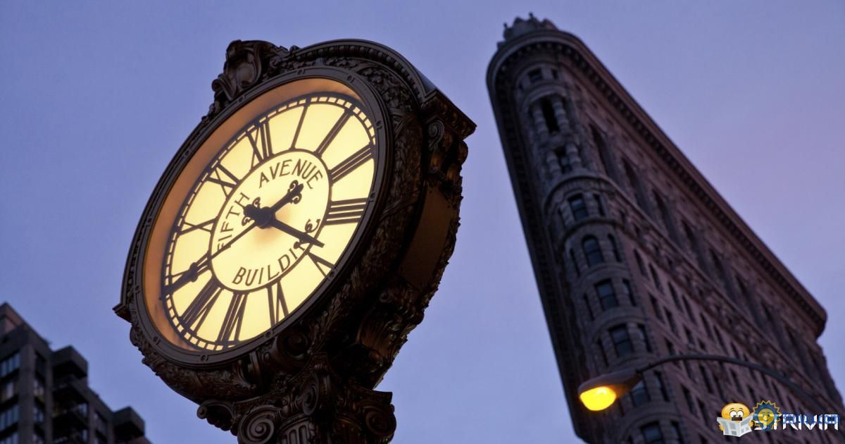 Time zone Trivia:Which country on earth has the most time zones?