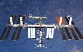 Space station Trivia:How big is the International Space Station?