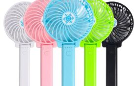 Summer trivia:How to do a small fan without air conditioning in summer