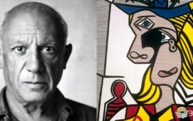 "Celebrity trivia:""sleezy"" of Picasso"