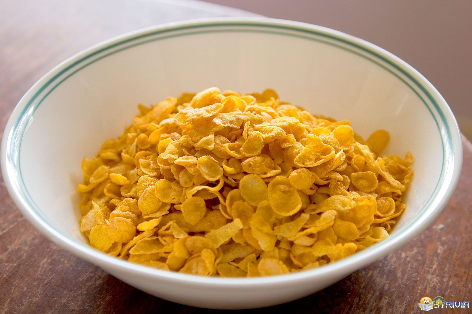 Corn trivia:The reason for inventing corn flakes is to abstain from sex.