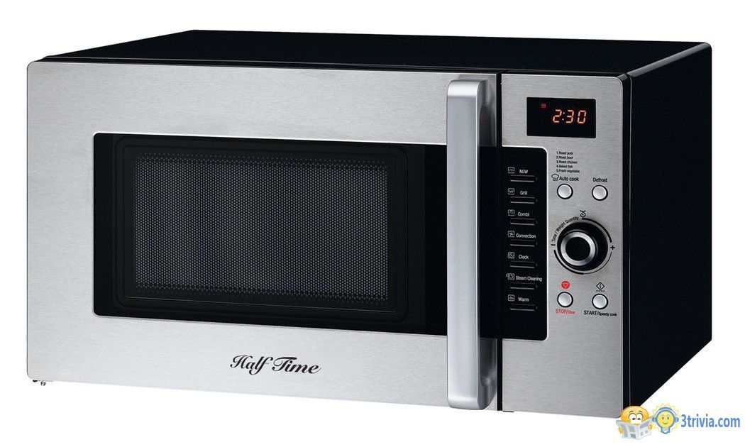 Microwave oven trivia:Invention of microwave oven