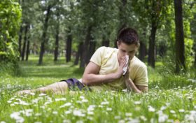 Spring trivia:Why should you protect your nose and mouth in spring?