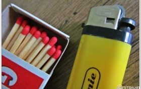 Match trivia:The invention of the lighter was earlier than the match