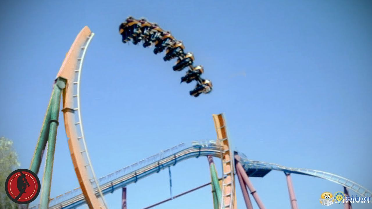 Roller coaster trivia:Why do so many people like to sit on it?