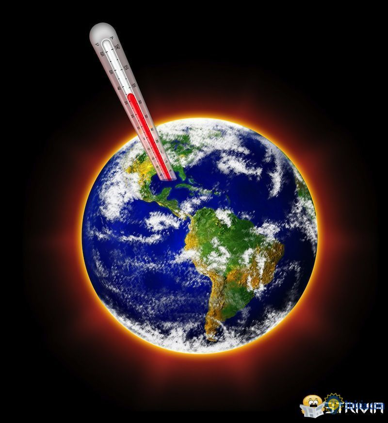 Earth trivia:To what extent is the earth so hot that it is not suitable for human habitation?