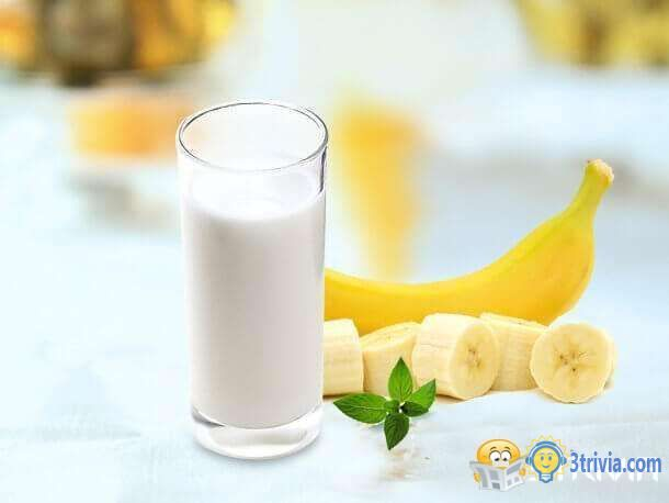 Food trivia:Can milk bananas really not be eaten on an empty stomach?
