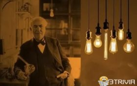 Light trivia:Edison did not invent the electric light