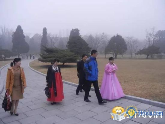 North Korea trivia: no guides accompany, tourists can not go anywhere