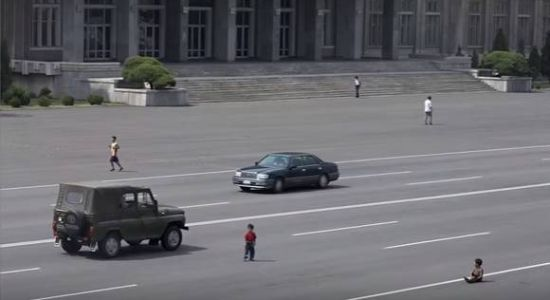 North Korea trivia: Government officials are not necessarily qualified to drive to work?