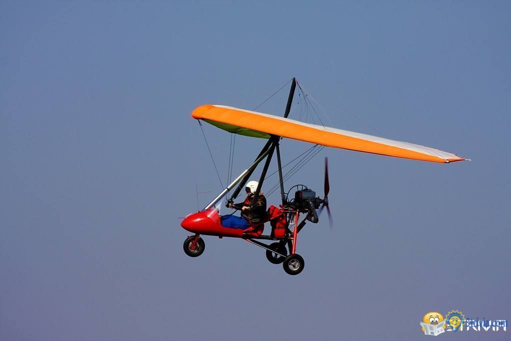 Flight trivia:Why can a glider fly without power?
