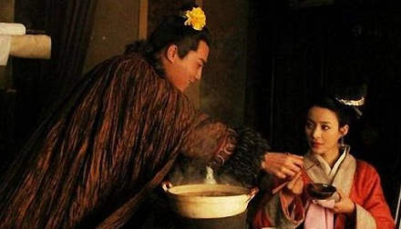 Dynasty trivia:Song Dynasty men like to wear flowers?