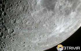 Moon trivia:Why do the moon have different terrains on two sides?