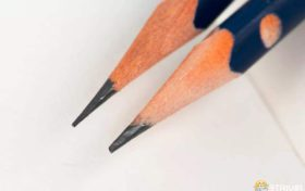Pencil trivia:Is the pencil refill not lead?