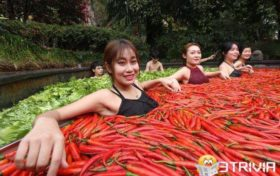 Paprika trivia:Is it true that Japan originally used chili powder to warm the toes?