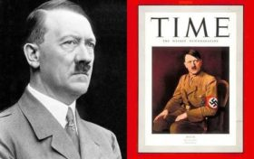 World War II trivia:Nazi Hitler made headlines in the American Times!