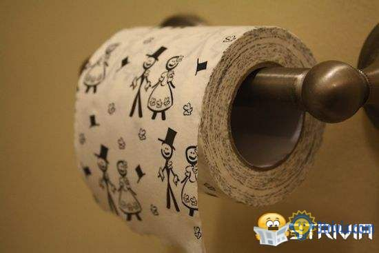 Toilet paper trivia:When does China start using toilet paper?