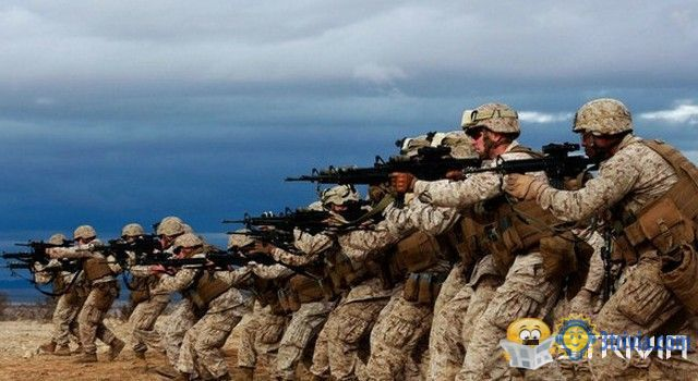 Military trivia:The 10 most powerful troops in the world ranked first in the United States