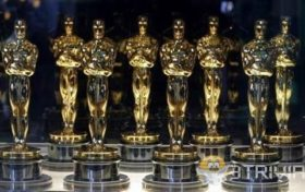 Oscar trivia:Was the Oscar trophy made of wood during the Second World War?