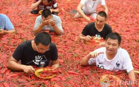 Hunan trivia: Hunan people did not eat chilies long ago