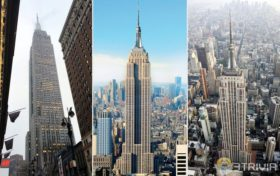 Empire State Building Trivia: How many floors does this building have?
