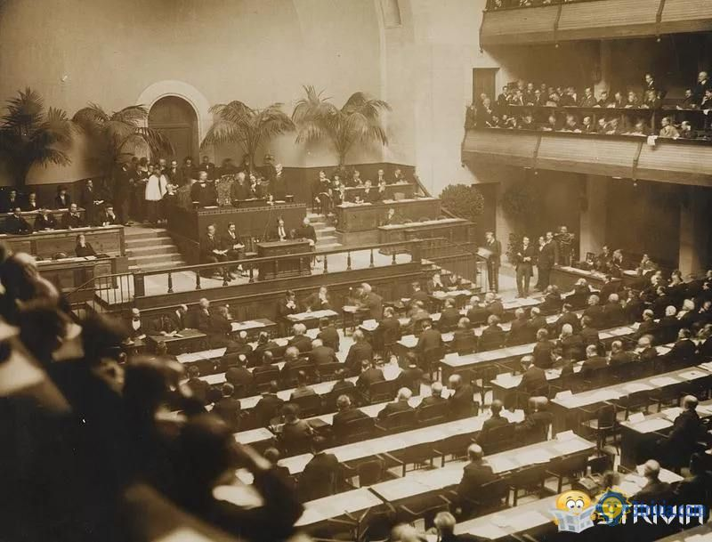 Political trivia:Where was the first meeting of the League of Nations held?