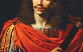 Molière trivia: Where is he dead?